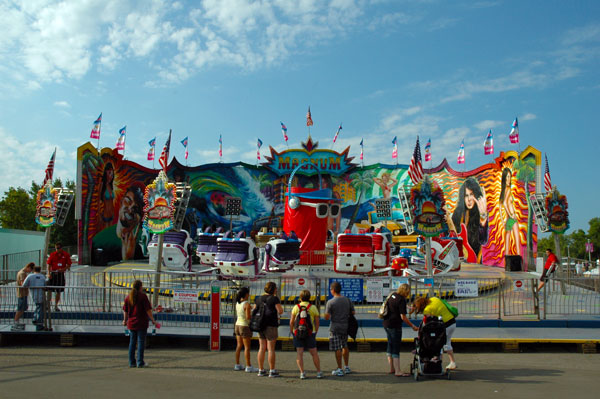 Magnum Carnival Ride (HD) - YouTube